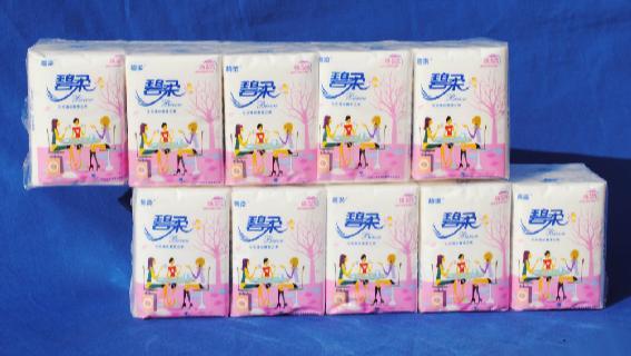 手帕纸|碧柔卫生用品|满城碧柔卫生用品有限公司