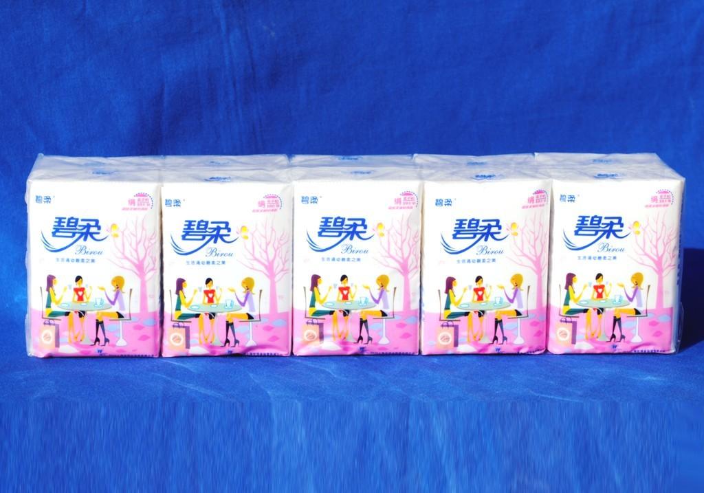 手帕纸|碧柔卫生用品|碧柔卫生用品有限公司