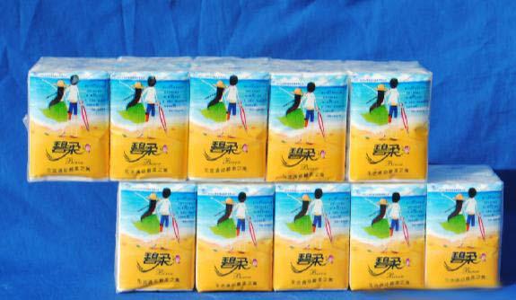 手帕纸|碧柔卫生用品|碧柔卫生用品